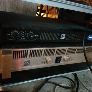 アンプ クラシックプロ 2台 専用ケース付き ばら売り可