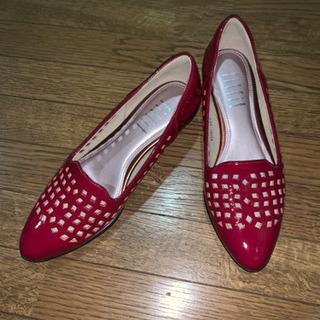 【ほぼ未使用】レディース靴