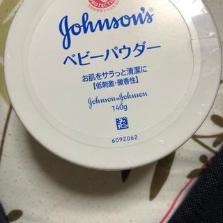 ベビィパウダー ジョンソンエンドジョンソン