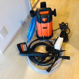 BLACK+DECKER 1200W高圧洗浄機
