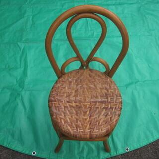 編み 椅子
