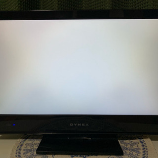 ジャンク品 19インチテレビ