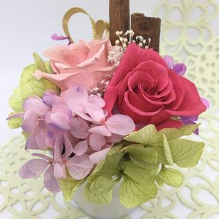 プリザーブドフラワー教室 TOKYO Lotus Flower ...