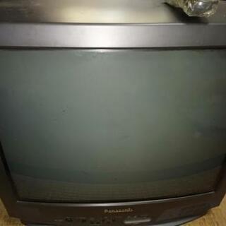 Panasonic 21インチブラウン管テレビ
