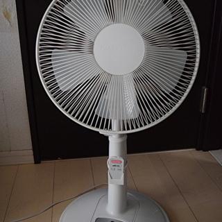 YUASAまだ新しめな中型扇風機