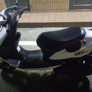 実働 SUZUKI ZZ ジーツー 原付 宮城県から - バイク