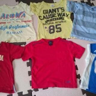 追加肌着 Tシャツ 80 6枚 ブランドもあり