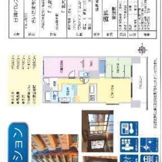 大宮駅前 分譲マンション 2LDK 最上階角部屋!貸主の為…