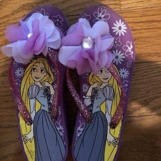 子供靴ビーチサンダル ワンピース👗