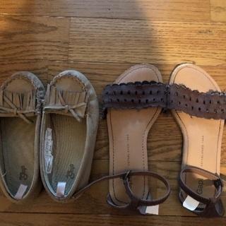 子供靴GAP