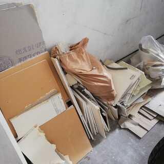 【廃棄】内壁の廃棄をお願いします