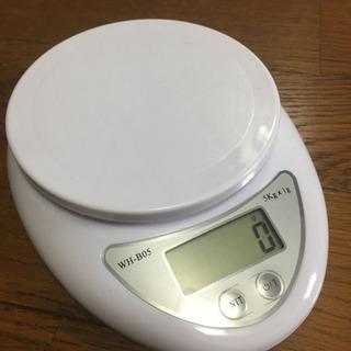 〈美品〉計り 5kgx1g