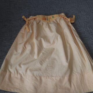 🐻familiar 160cm女児スカート