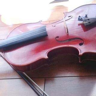 心身リラックスした楽しいバイオリンレッスン