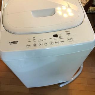 単身向け洗濯機 2014 Amadana Cuma CM-WM55