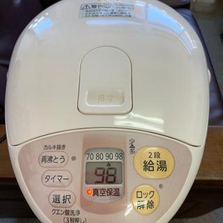 Panasonic 沸騰ジャーポット NC-BJ222 2.2ℓ