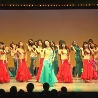 ベリーダンスでエクササイズ in~舞子~