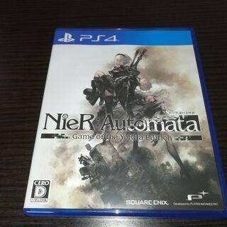 PS4ニーアオートマタ