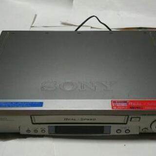 SONYビデオカセットレコーダー
