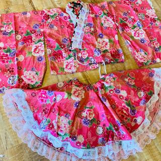 浴衣ドレス(120-140)