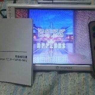 動画対応フォトフレーム対応 GP7D-WH(アマゾン価格8000円)