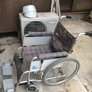 折り畳み式 手押し 車椅子