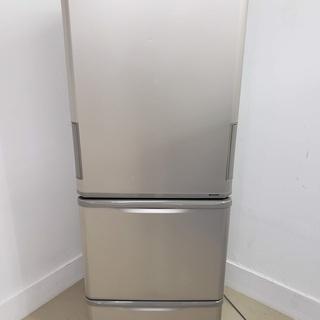 SHARP冷蔵庫 どっちもドア 350L 東京 神奈川 格安配送!
