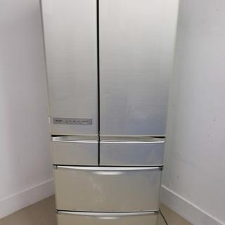 SHARP冷蔵庫 515L プラズマクラスター搭載 東京 神奈川...