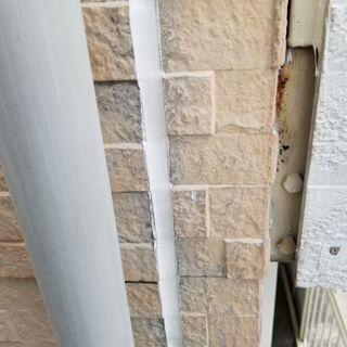 シーリング打ち替え及び住宅塗装工