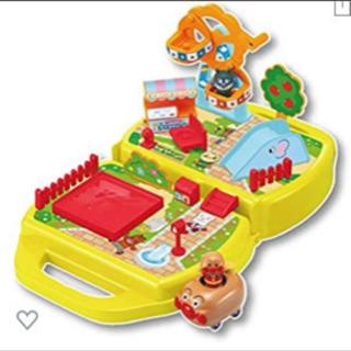 アンパンマン  ちいさなまち おもちゃ 玩具 おもちゃ