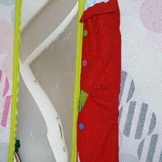 【今週締切→処分】IKEA ワニの鏡
