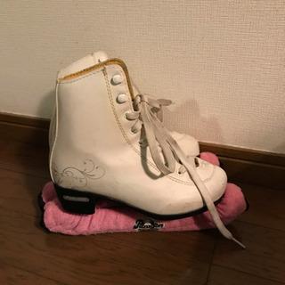 ジュニアスケート靴 19.5cm