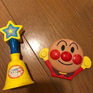 アンパンマン   ガラピコ おもちゃ