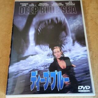☆DVD/DEEP BLUE SEA ディープ・ブルー◆レニー・...