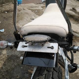 ☆☆ヤマハTW200 DG07J 黒 スタイリッシュな乗り物ですね 極太タイヤもバリ山!! - バイク