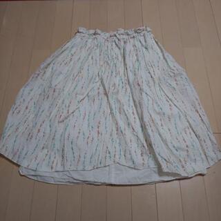 花柄 スカート 美品