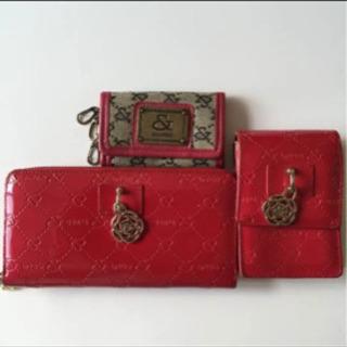 財布、シガーケース、キーケース  お値下げ致します。