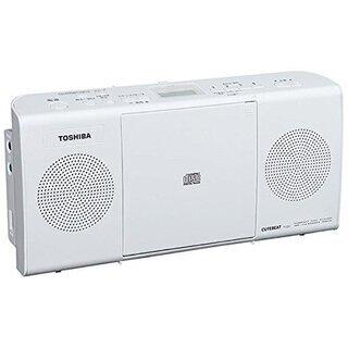 新品 未使用 CDラジオ TY-C24 ホワイト