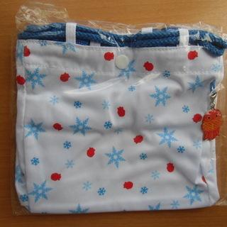 ちょきんぎょ 巾着袋*未使用品