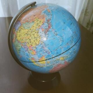 デビカ グローバ地球儀20 美品