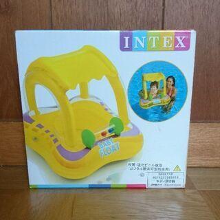 インテックス INTEX ベビーフロート 浮き輪