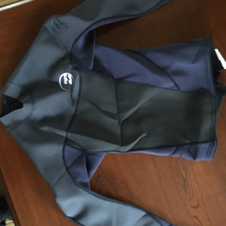 ウエットスーツ  タッパー