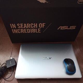 15.6インチ ノートパソコン ASUS A541S