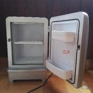 ミニ温冷庫 部屋に有ると何かと便利!