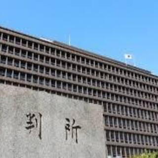 大阪高等裁判所での館内警備員