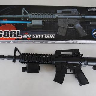 エアガン/BBガン AIR SOFT GUN BG86L