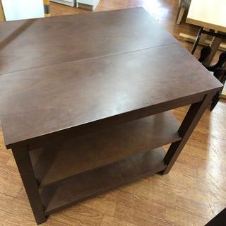 オシャレ家具の定番!軽トラック1時間無料貸出!無印良品テーブル