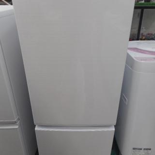 アイリスオーヤマ 冷蔵庫 2018年 156L 2ドア右開き ホ...