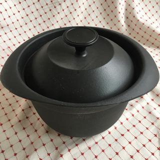 鉄鍋   未使用品