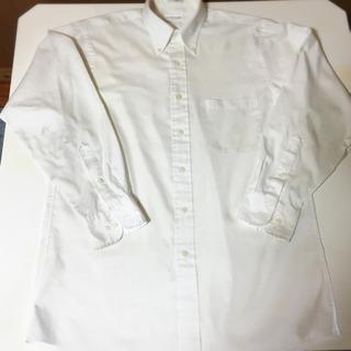 メンズ白Yシャツ